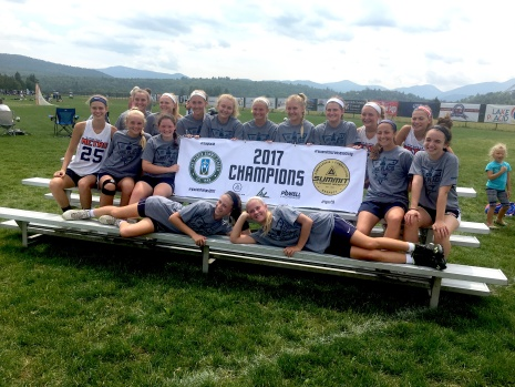 Virginia Metro 2021 Lake Placid Summit Classic Champions!