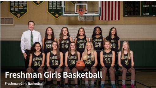 #33 Alexandra Romero, Langley Freshman Girls Basketball