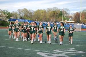 Langley Saxons Girls JV Lacrosse