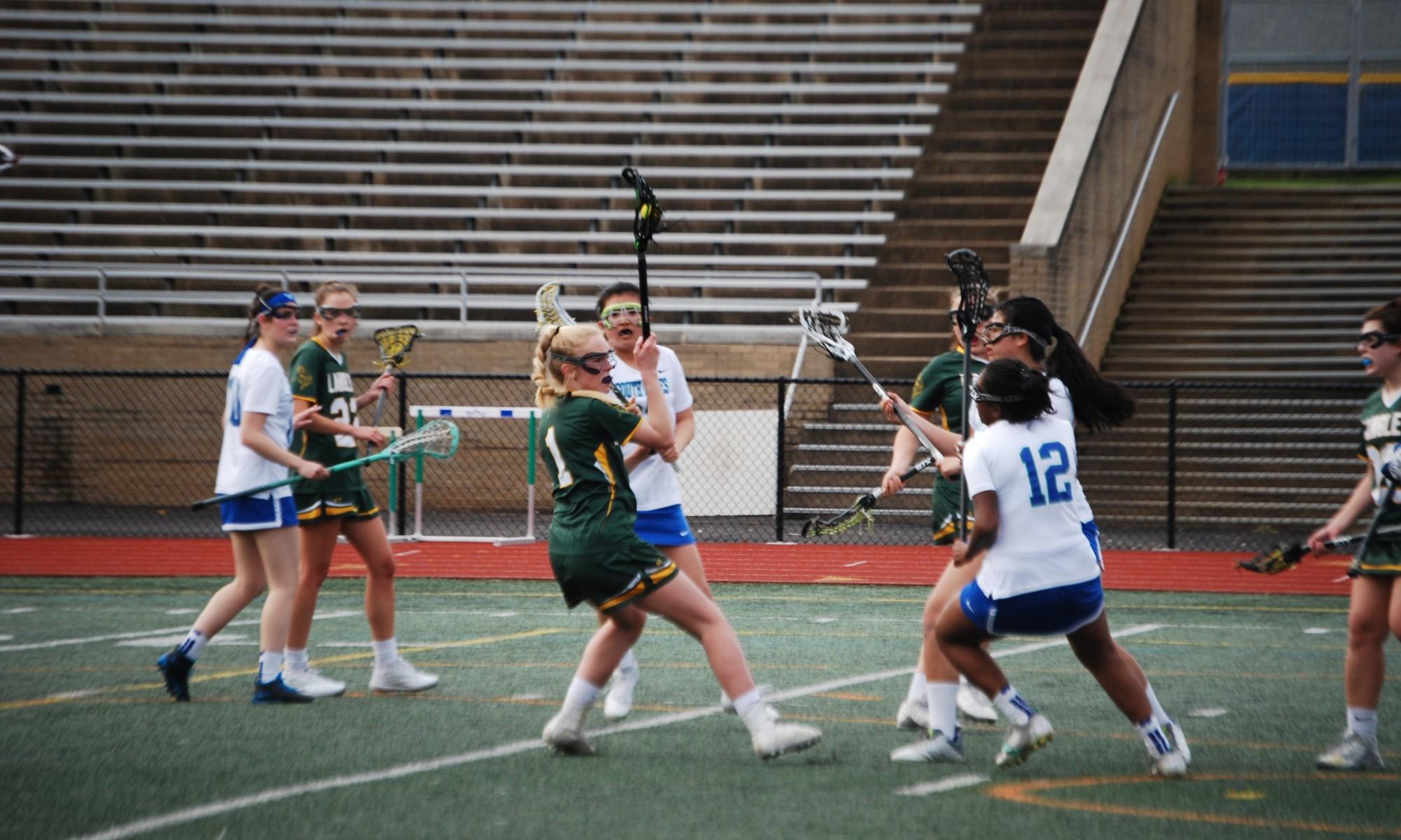 alexa romero lacrosse