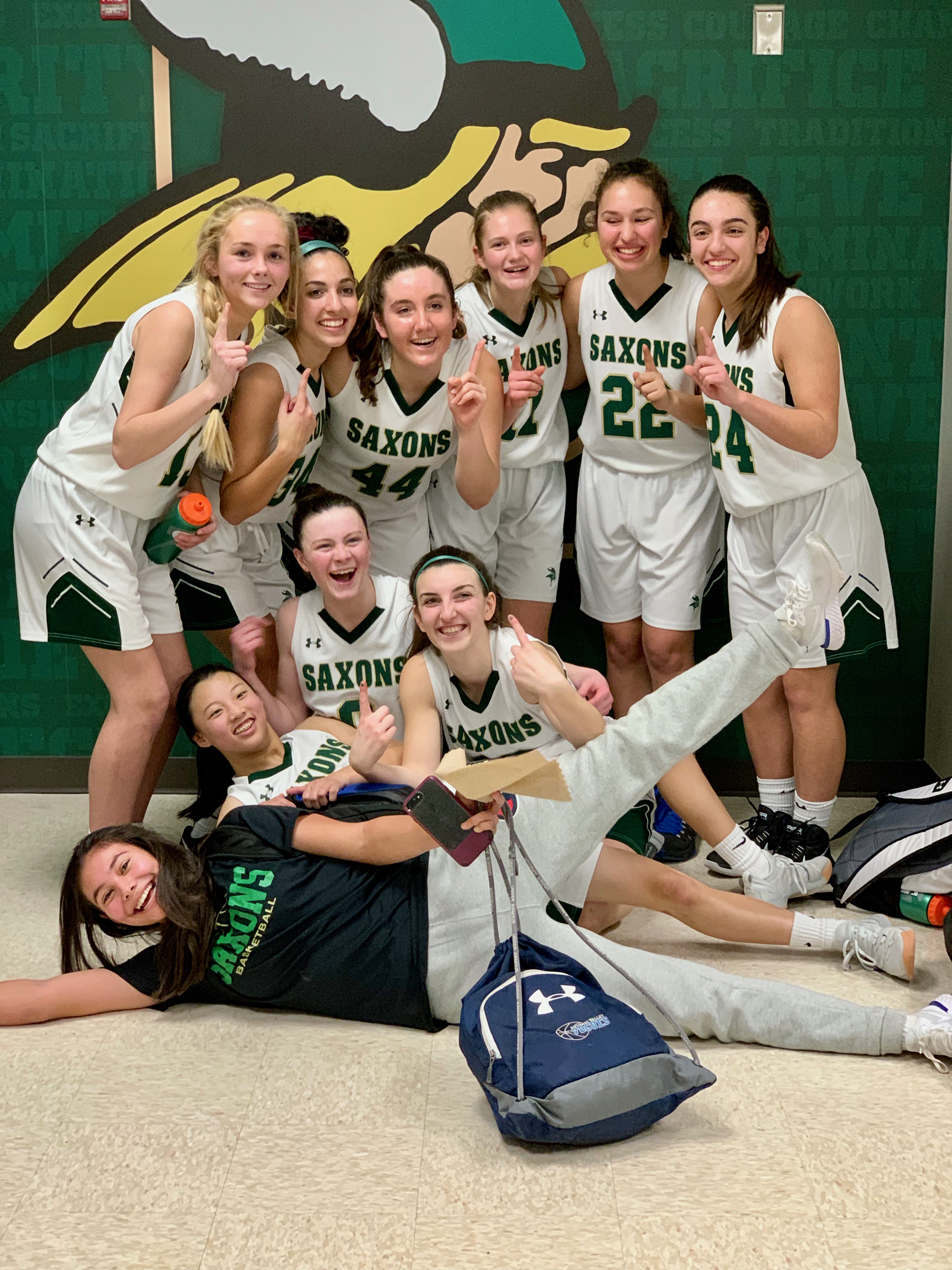 Langley Girls JV Basketball