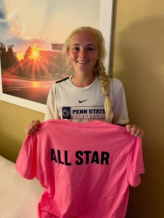 Alexa Romero Penn State Lacrosse